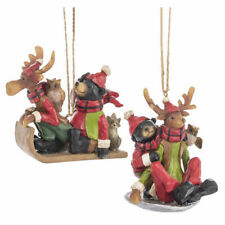 Snowfun Buddies Ornament