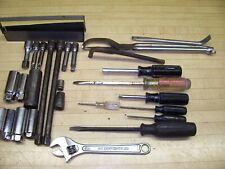 Vintage CRAFTSMAN Tools Sockets Screwdrivers Extensions Mechanics Tool Set ☆USA