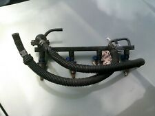 MAZDA MX5 MK1 1.6 FUEL RAIL WITH INJECTOR AND REGULATOR
