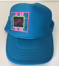 BIGTRUCKBRAND.COM Mesh Trucker snapback black adjustable hat cap