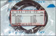 Sony 3-648-004-00 Genuine Square Rubber Belt VO-2631 Umatic Recorders NOS Sealed