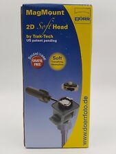 Dörr Mag Mount 2 D - soft head Schnellwechselsystem inkl.Tasche & Wechselplatte