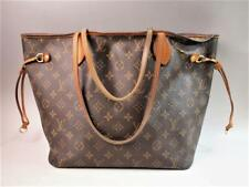 AUTHENTIC LOUIS VUITTON NEVERFULL MM SHOULDER TOTE BAG MONOGRAM HANDBAG PURSE