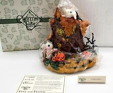 New Mint Charming Tails The Haunted House #85/114 Sound & Light Halloween Mouse