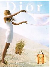 Publicité Advertising 2000 Eau de Toilette Dune de Dior