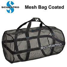 Scubapro Mesh Bag Coated 53.120.200 Scuba Diving Gear Bags Dive