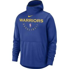 Nike Men's M NBA Golden State Warriors Sweatshirt Pullover Shirt Top 940961 495