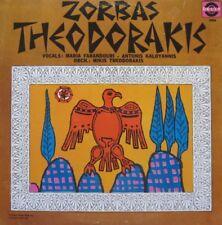 MIKIS THEODORAKIS - ZORBAS THEODORAKIS  - LP