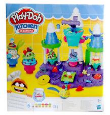 Hasbro Play-Doh B5523 Kitchen Creations Eiscreme Schlo�Ÿ Spielzeug mit Knete NEU