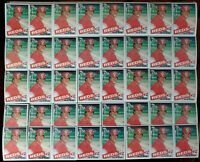 1985 Topps #600 PETE ROSE (Reds) (40 *NM-MT+* Card Lot) *L@@K* *FREE SHIP* WOW!!