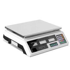 Giantz Electronic 40kg Digital Weight Scale - White