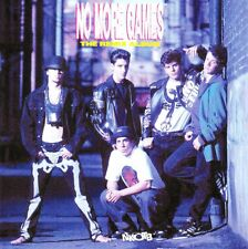 New Kids On The Block + CD + The Remix Album (1991) + 12 starke Stücke + NEU +