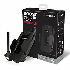 Wilson Drive 4G-S Car Cell Phone Signal Booster Black - 470107