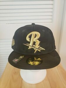 NWS Scranton/Wilkes-Barre RailRiders Armed Forces Day New Era 59fifty Hat 7 1/8
