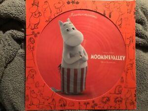 "Various Artists : Moominvalley VINYL 12"" Album Coloured Vinyl (2019) New/Sealed"
