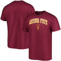 Arizona State Sun Devils Fanatics Branded Campus T-Shirt - Maroon
