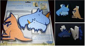 JOHN LENNON MUSICAL PARADE CARTERS QUILT CLIPS 40 sets NEW IN BOX INFANT BABY