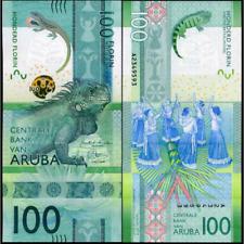 ARUBA 100 Florin 2019 UNC P New