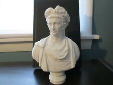 Claudius (Caesar Augustus) Bust; 7-inch Statue of the Roman Emperor