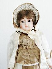 """Gorham Muscial Doll - """"Melanie"""" 1982 Plays """"Everything Is Beautiful"""" 20"""" Boxed"""