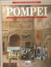 STORIA E ARCHEOLOGIA POMPEI - HOBBY & WORK 1998 - IN OFFERTA AL 50%