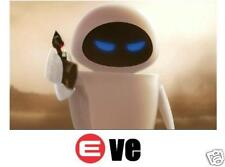 WALL.E # 7- eve - 5 x 7 - T Shirt Iron On Transfer