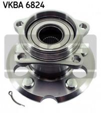Radlagersatz für Radaufhängung Hinterachse SKF VKBA 6824