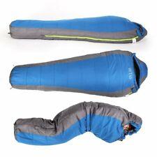 EXPLORER Mumienschlafsack Schlafsack Decken 18°C XXL 220x80cm Camping Grönland