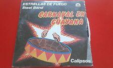 Steel Band ESTRELLAS DE FUEGO **Carnaval en Guayana** RARE LP Venezuela SEALED