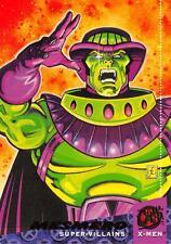 MESMERO / X-Men Fleer Ultra 1994 BASE Trading Card #132