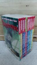 Classic Goosebumps 10 Books Set Collection Children - R L STINE Series 2 *NEW*