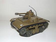 JOUSTRA No.10 TCHAD Tank - Clockwork Tinplate