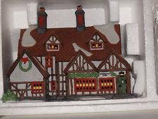 """Dept56 Dickens Village """"Ashbury Inn"""" #5555-7"""