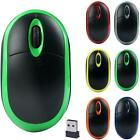 Mouse USB 2.4GHz Wireless Cordless Optical Scroll Mice For Computer PC Laptop