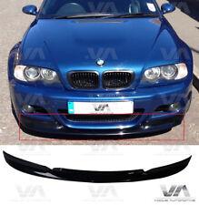 BMW M3 E46 CSL stile spoiler labbro Anteriore Splitter