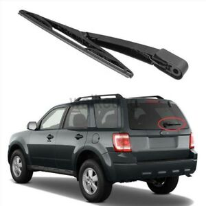 Rear Window Windshield Wiper Arm Blade For 2008-2012 Ford Escape Mercury Mariner