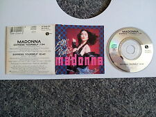 Madonna - Express yourself 3'' Maxi-CD