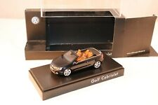 Schuco Volkswagen Golf Cabriolet  perfect mint in dealer box 1:43