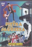 Dvd LUPIN THE 3rd THIRD - LA PIETRA DELLA SAGGEZZA film movie nuovo sigillato