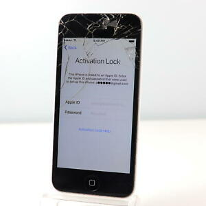 Apple iPhone 5c (A1456) 4G LTE Smartphone ASIS For Parts - (A1456-4)