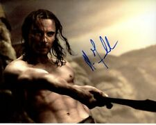 MICHAEL FASSBENDER signed autographed 300 STELIOS photo