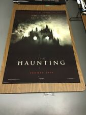 THE HAUNTING - 27x40 Original DS Movie Poster - Liam Neeson