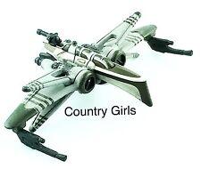 Star Wars Micro Machines Titanium Rebel ARC-170 Recon StarFighter X-Wing