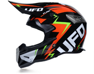 Motocross Adults Motorcycle Helmet UFO FLASH MX Casque Multi