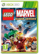 Xbox 360 GAME LEGO Marvel: Super Heroes NEW