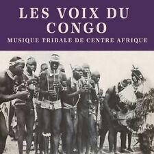 CD Les Voix du Congo - African Tribal Music / IMPORT