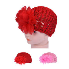 Flower Toddlers Infant Baby Girl Lace Hair Band Headband Headwear Hat G0