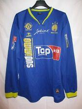 Maillot A.C ARLES Masita vintage manches longues football shirt collection XL