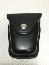 """JAY PEE Leather Professional Handcuff Carrier/Case/Pouch With 2 1/2"""" Belt Loop"""
