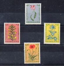 Holanda Flores Serie del año 1960 (DR-465)